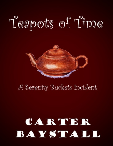 Teapots of Time Cover